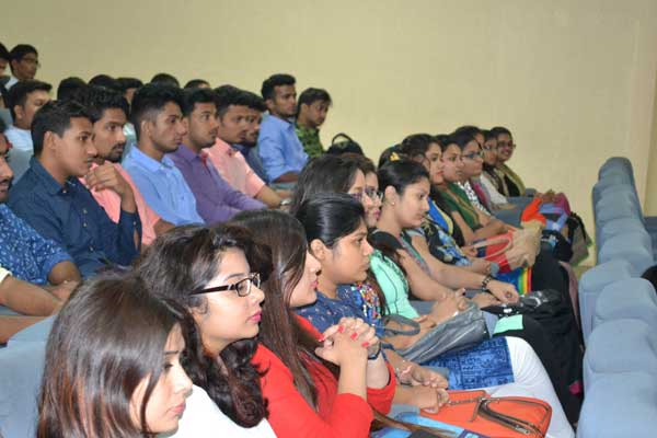 Inauguration program of PGDM Students(2016-18) batch