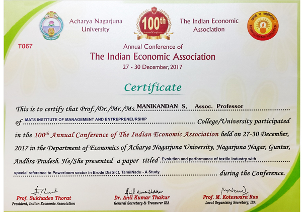 Indian Economic Association