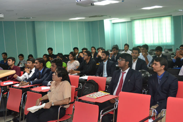 Interactive sessions for PGDM Students