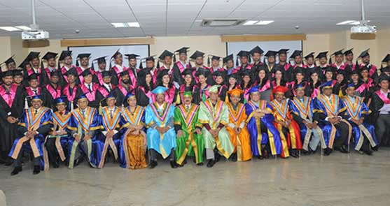 Annual Convocation 2017 at MIME