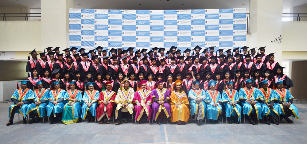 PGDM students at MIME