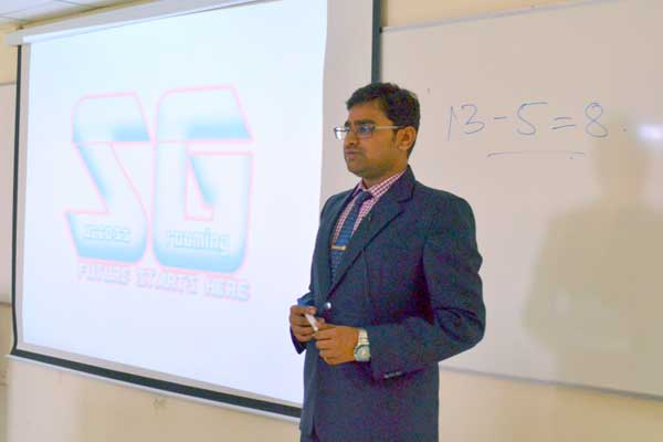 Motivational talk for PGDM Students