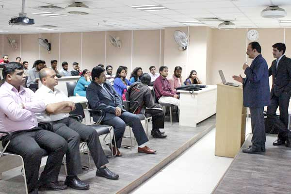 market research talk at MIME, Bangalore