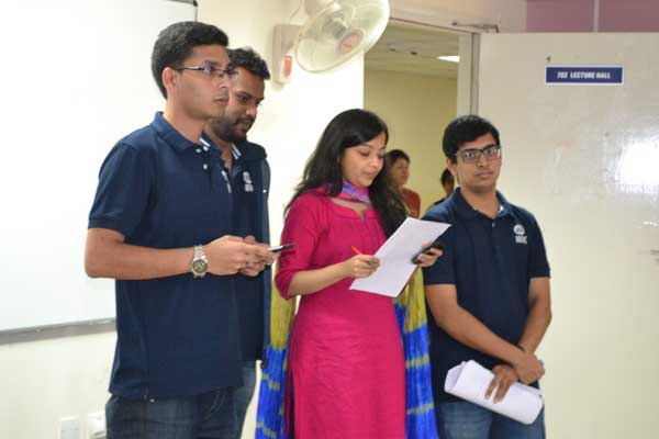Orientation program for PGDM Students (2016-18)