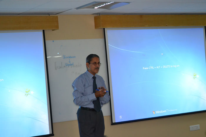 PGDM Students Interactive sessions