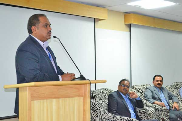valedictory function for MIME PGDM Students