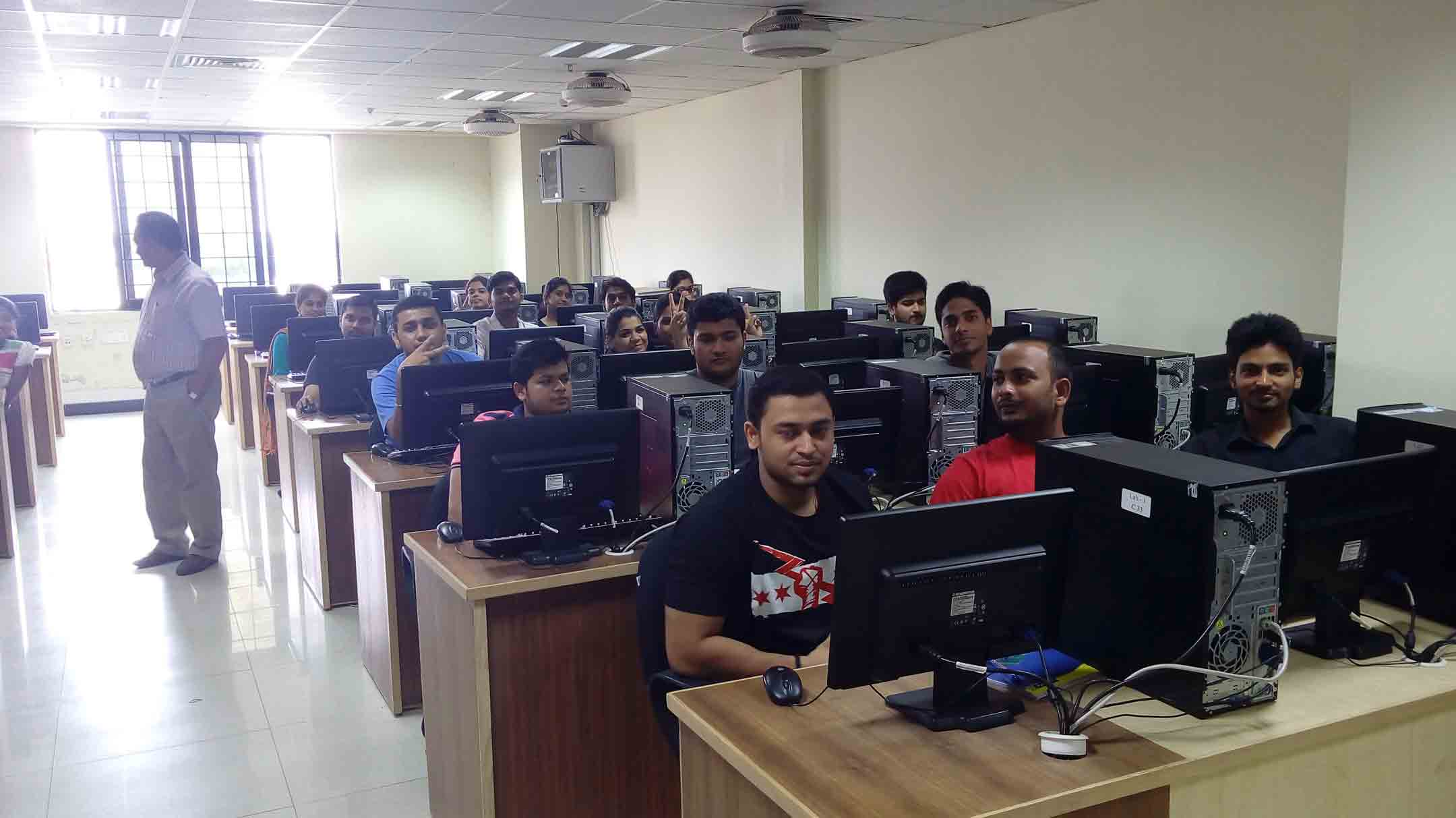 Workshop on SPSS for PGDM students