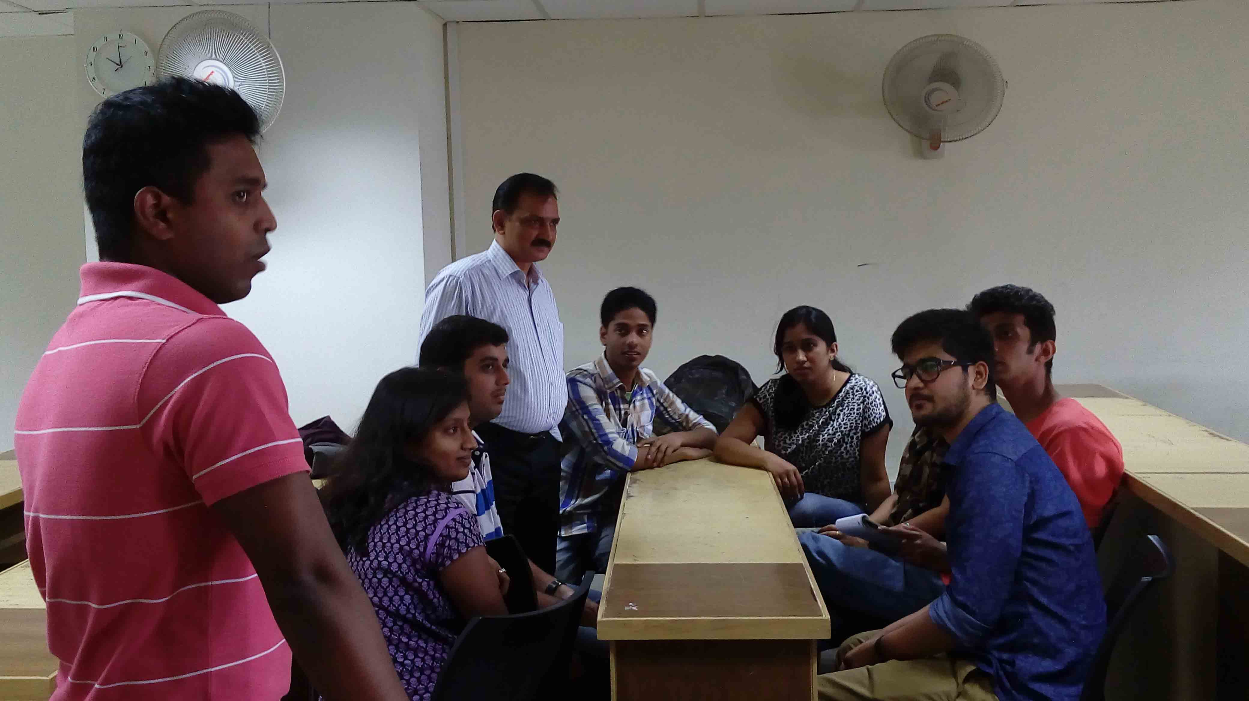 Workshops in PGDM college